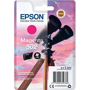 TINTE T02V3 - Tinte - Epson - magenta - 502 - original