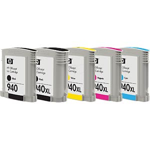 Tinte - HP - cyan - 940XL - original HEWLETT PACKARD C4907AE