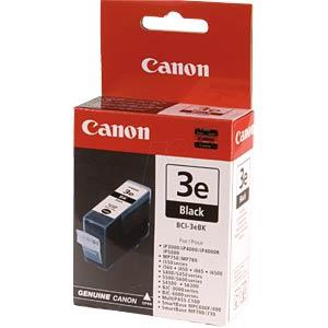 Tinte - Canon - schwarz - BCI-3E - original CANON 4479A002