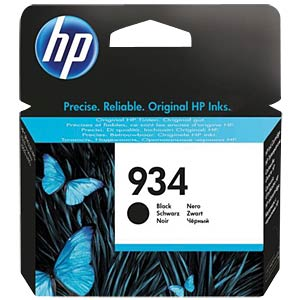 Original HP ink, black HEWLETT PACKARD C2P19AE#BGX