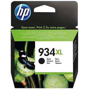Original HP ink, black, XL HEWLETT PACKARD C2P23AE#BGX