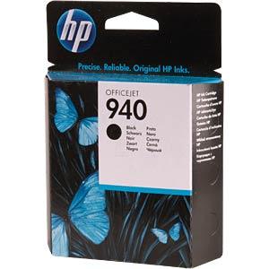 Original HP ink, black, approx. 1000 pages HEWLETT PACKARD C4902AE