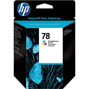 3-colour: HP Deskjet 916/920C/930C/CM/940C... HEWLETT PACKARD