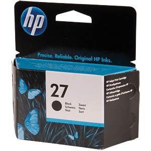 Inkt - HP - zwart - 27 - origineel HEWLETT PACKARD C8727AE