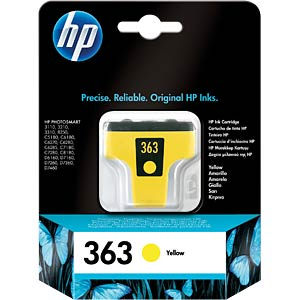 Yellow: HP Deskjet D6160/PS8250... HEWLETT PACKARD C8773EE