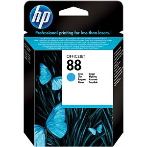 Cyan: HP Officejet Pro K550 HEWLETT PACKARD C9386A