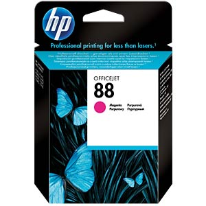 Magenta: HP Officejet Pro K550 HEWLETT PACKARD C9387A