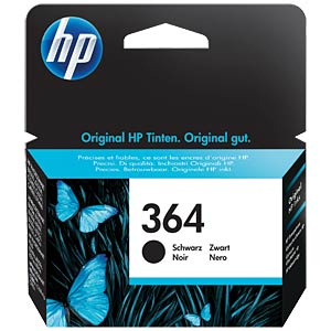Original HP ink, black, approx. 250 pages HEWLETT PACKARD CB316EE#BA1