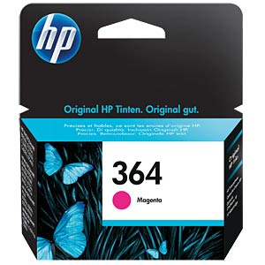 Original HP ink, magenta, approx. 300 pages HEWLETT PACKARD CB319EE#BA1