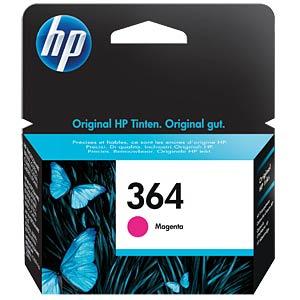Inkt - HP - magenta - 364 - origineel HEWLETT PACKARD CB319EE#BA1
