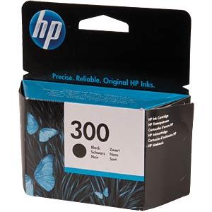 Tinte - HP - schwarz - 300 - original HEWLETT PACKARD CC640EE#ABD