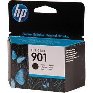 Tinte - HP - schwarz- 901- original HEWLETT PACKARD CC653AE