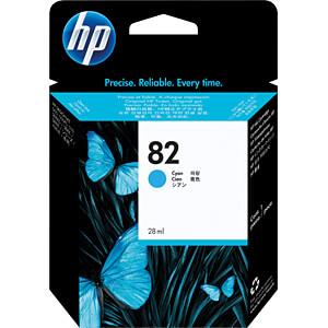 Tinte - HP - cyan - 82 - original HEWLETT PACKARD