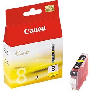 Tinte - Canon - gelb - CLI-8 - original CANON 0623B001