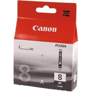 Tinte - Canon - schwarz - CLI-8 - original CANON 0620B001