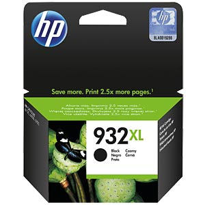 Tinte - HP - schwarz - 932XL - original HEWLETT PACKARD CN053AE#BGX