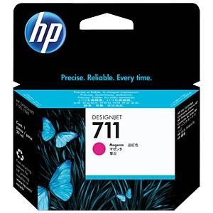 Tinte - HP - magenta - 711 - original HEWLETT PACKARD CZ131A