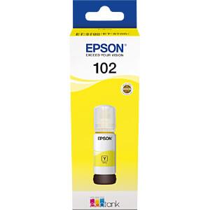 Tinte - Epson - gelb - 102 EcoTank - original EPSON C13T03R440