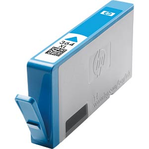 Inkt - HP - cyaan - 364XL - origineel HEWLETT PACKARD CB323EE
