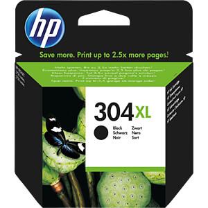 Tinte - HP - schwarz - 304XL- original HEWLETT PACKARD N9K08AE#UUS