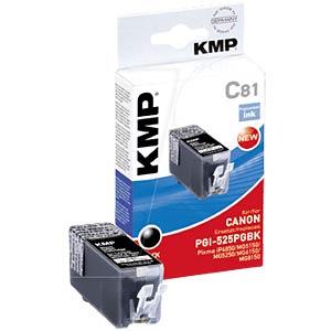 Tinte - Canon - schwarz - PGI-525 - refill KMP PRINTTECHNIK AG 1513,0001