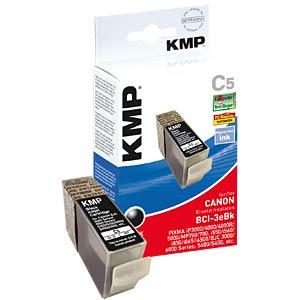 Tinte, schwarz - BCI-3E - refill KMP PRINTTECHNIK AG 0957,0001