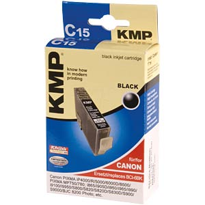 Black: Canon S800/BJC 8200 Photo/... KMP PRINTTECHNIK AG 0958,0001