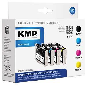 Tinte - Epson - Multipack - T0715 - refill KMP PRINTTECHNIK AG 1607,4005