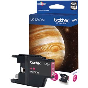 Tinte - Brother - magenta - LC1240 - original BROTHER LC1240M