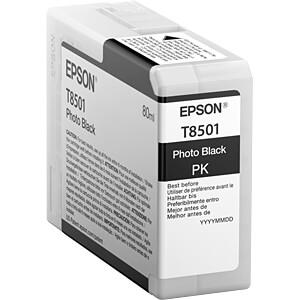 Tinte - Epson - photoschwarz - T85 -original EPSON C13T850100