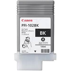 Tinte, schwarz - PFI-102 - original CANON 0895B001