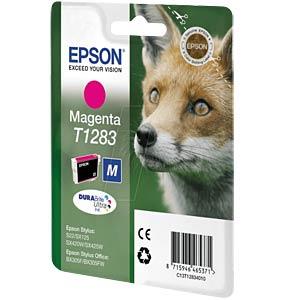 Magenta: Stylus S22/SX125 EPSON C13T12834012