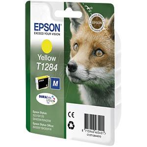 Yellow: Stylus S22/SX125 EPSON C13T12844011
