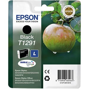 Black: Stylus SX420W, Office BX305F EPSON C13T12914011