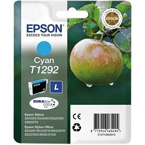 Tinte - Epson - cyan - T1292 - original EPSON C13T12924011/12