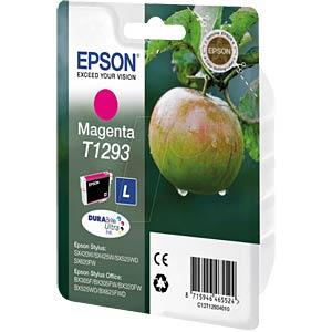 Tinte - Epson - magenta - T1293 - original EPSON C13T12934011/12