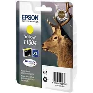 Yellow: Stylus SX525/WF-7015 EPSON C13T13044012