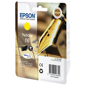 Yellow: WorkForce WF-2010W/WF-2540WF EPSON C13T16244010