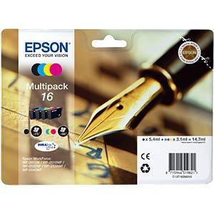 Tinte - Epson - Multipack - T1626 - original EPSON C13T16264012