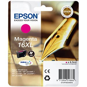 Magenta XL: WorkForce WF-2010W/2540WF EPSON C13T16334010