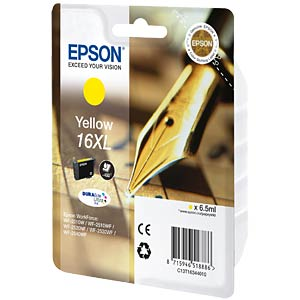 Yellow XL: WorkForce WF-2010W/2540WF EPSON C13T16344010