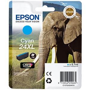 Tinte - Epson - cyan - T2432 - original EPSON C13T24324012