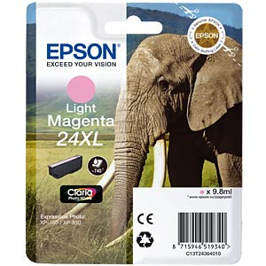Light Magenta XL: Expression Photo XP-750 EPSON C13T24364010