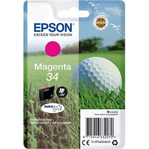 Tinte - Epson - magenta - 34 - original EPSON C13T34634010