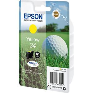 Tinte - Epson - gelb - 34 - original EPSON C13T34644010