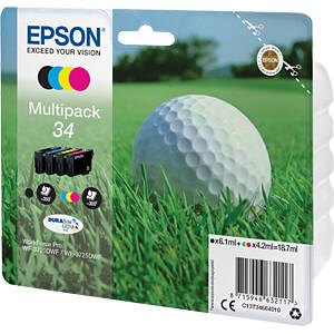 Tinte - Epson - Multipack - 34 - original EPSON C13T34664010