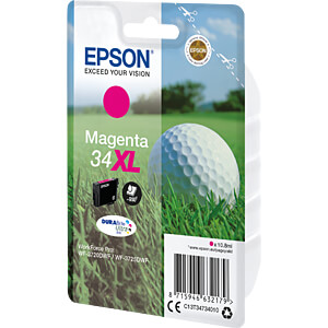 Tinte - Epson - magenta - 34XL - original EPSON C13T34734010