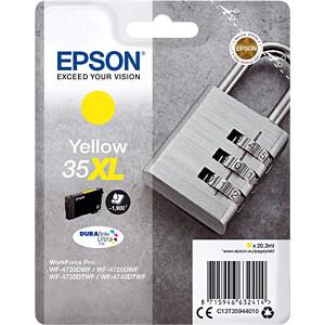 Tinte - Epson - gelb - 35XL - original EPSON C13T35944010
