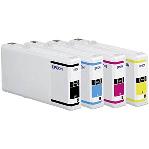 Magenta: WorkForce Pro WP-4000/4500 EPSON C13T70334010