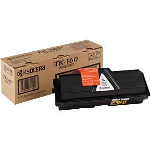 Toner - Kyocera - schwarz - TK-160 - original KYOCERA 1T02LY0NL0